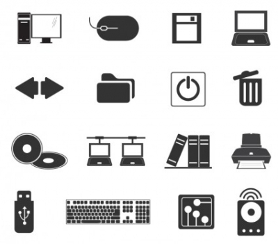 Free vector Vector icon  Soulico  Computers
