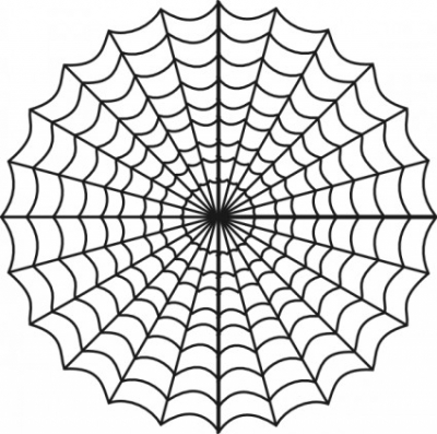 Free vector Vector web design  Spiders Web clip art