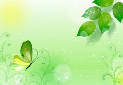 Free vector Vector background  Spring Green Background Vector Illustration