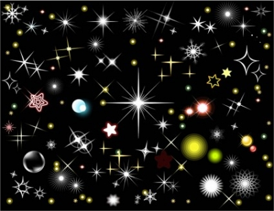 Free vector Vector misc  Stars and Light Effects