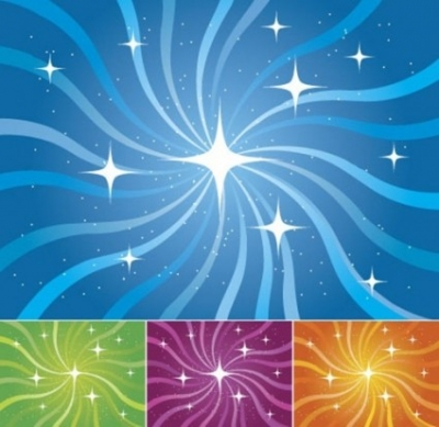 Free vector Vector background  Stars line with the rotation vector background