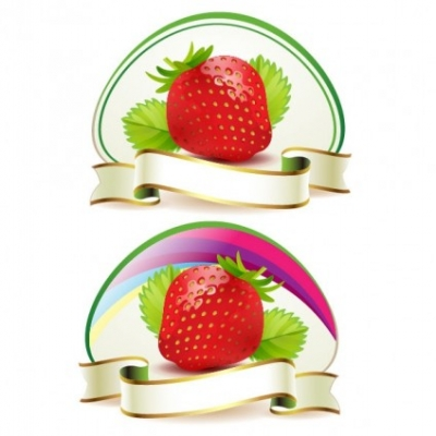 Free vector Vector background  strawberry theme background 02 vector