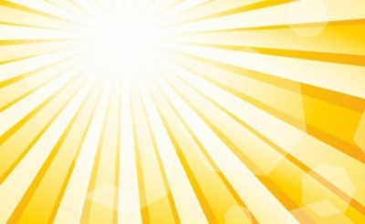Free vector Vector background  Sun Background