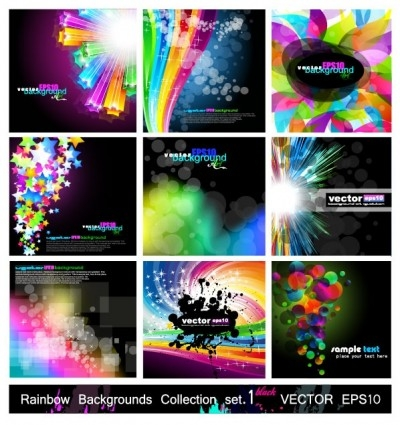 Free vector Vector background  symphony of the background vector fashion glare 1