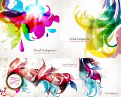 Free vector Vector background  symphony of the trend vector background