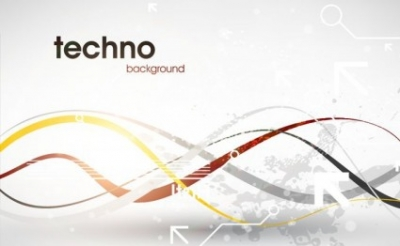 Free vector Vector background  Techno Background Vector