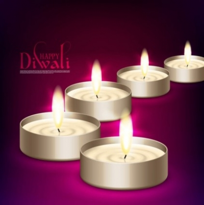 Free vector Vector background  the beautiful diwali background 08 vector