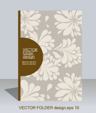 Free vector Vector background  the classic pattern background 07 vector