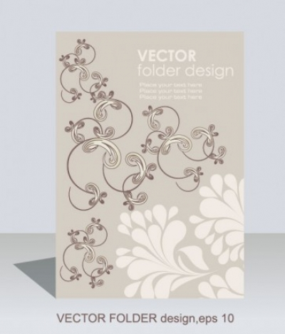 Free vector Vector background  the classic pattern background 08 vector