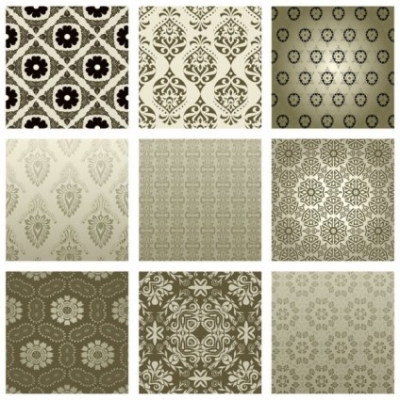 Free vector Vector background  the exquisite pattern background pattern 02 vector
