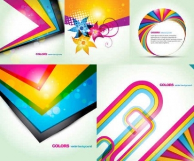 Free vector Vector background  The fashion color background