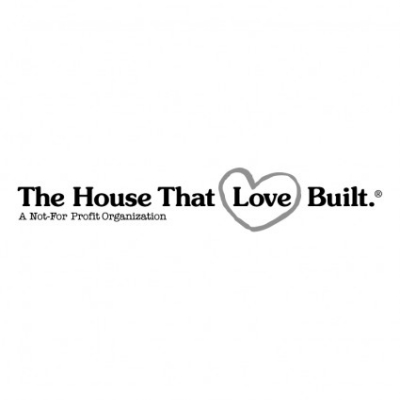 Free vector Vector logo  the house that love built