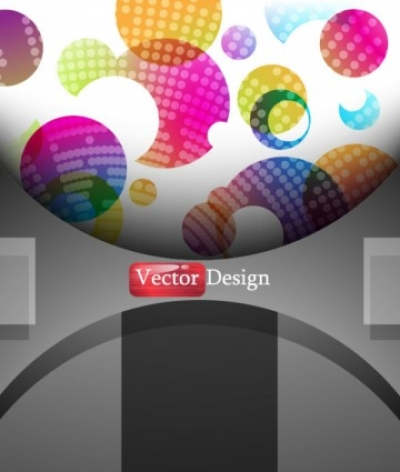 Free vector Vector background  the rings background design 03 vector