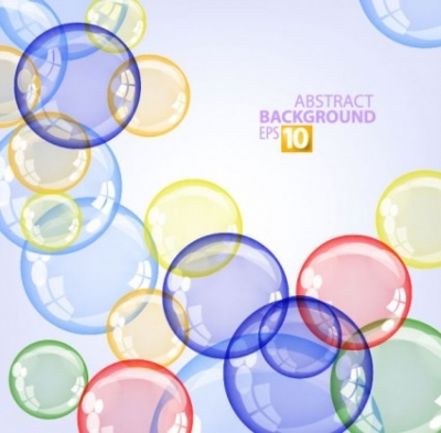 Free vector Vector background  the trend of colorful background 02 vector