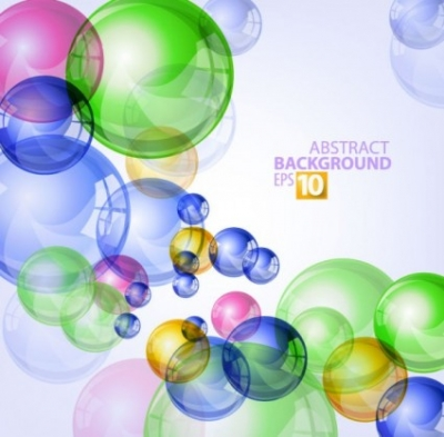 Free vector Vector background  the trend of colorful background 03 vector