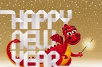 Free vector Vector misc  2012 year of the dragon design 01 vector