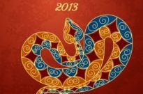 Free vector Vector misc  2013 new year39s theme 03 vector