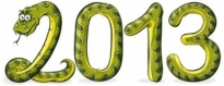 Free vector Vector background  2013 year of the snake cartoon background vector