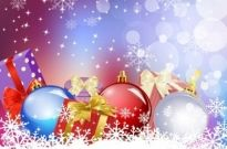 Christmas Background Vector Art Graphic