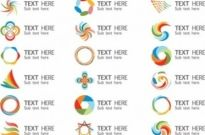 Free vector Vector misc  a set of beautiful vector graphics logo