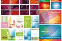Free vector Vector background  a variety of beautiful vector background nonoriginal works