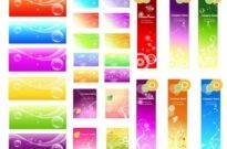 Free vector Vector background  a variety of fantasystyle vector background