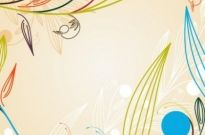 Free vector Vector abstract  Abstract Background Floral Vector Graphic