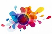 Free vector Vector abstract  Abstract Background Vector Colorful