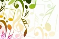 Free vector Vector abstract  Abstract Background with Tunes Vector Illustration