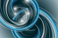 Free vector Vector abstract  Abstract Blue Helix Vector Background