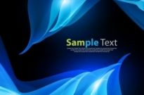Free vector Vector abstract  Abstract Blue Vector Background Image
