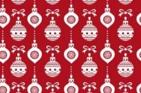 Free vector Vector abstract  Abstract Christmas Seamless Background Vector Graphic
