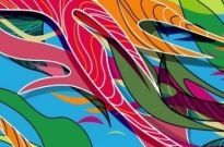 Free vector Vector abstract  Abstract Colored Vector Illustration