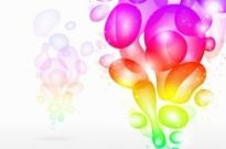 Free vector Vector abstract  Abstract Colorful Background Vector