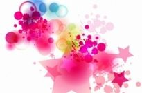 Free vector Vector abstract  Abstract Colorful Background Vector Art Graphic