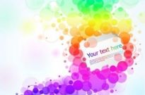 Free vector Vector abstract  Abstract Colorful Background Vector Graphic