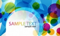 Free vector Vector abstract  Abstract Colorful Design Vector Artwork
