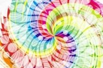Free vector Vector abstract  Abstract Colorful Swirl Design Vector Background