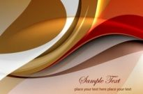 Free vector Vector abstract  Abstract Curves Vector Background