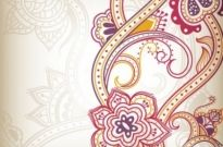 Free vector Vector abstract  abstract floral pattern background 03 vector
