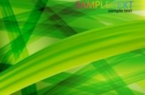 Free vector Vector abstract  Abstract Green Background Vector Graphic Art