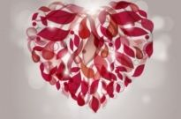 Free vector Vector abstract  Abstract Heart for Valentines Day