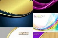 Free vector Vector background  Abstract Lines Background vector graphics