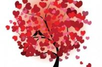 Free vector Vector abstract  Abstract Love Tree Vector Graphic