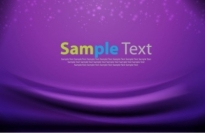 Free vector Vector abstract  Abstract Purple Vector Background