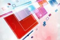 Abstract Square Colorful Background Free vector 3.63MB