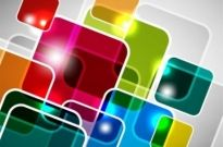 Free vector Vector abstract  Abstract Square Vector Background