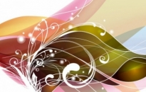Free vector Vector abstract  Abstract Swirl Floral Vector Art