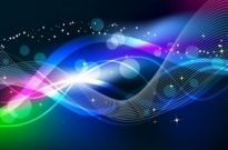Free vector Vector abstract  Abstract Wave Color Light Background Vector