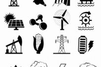 Free vector Vector icon  Alternative Energy options icons